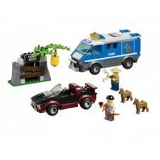 Lego City politie auto